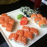 Снимок сделан в Капучино Токио пользователем Olya S. 6/17/2012