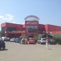Photo taken at Mladost by Martin O. on 7/13/2012