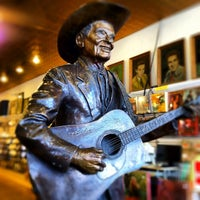 Photo taken at Ernest Tubb Record Shop by Rich H. on 5/20/2012
