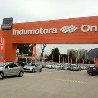 Photo taken at Usados Premium Indumotora One by Rodolfo S. on 7/19/2012