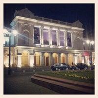 Das Foto wurde bei Teatro Municipal de Santiago von Jose J. am 8/10/2012 aufgenommen