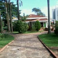 Photo taken at Oficina Cultural Fred Navarro by Tatiana on 3/10/2012