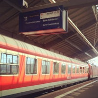 Photo taken at Bahnhof Frankfurt (Oder) by Mike Z. on 8/29/2012