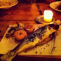 Photo taken at Il Buco Alimentari & Vineria by Nina Y. on 3/30/2012