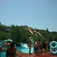 Photo taken at Dedeman Aquapark by Yavuz A. on 7/5/2012