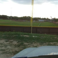 Photo taken at Dripping springs sports park by Britt F. on 4/11/2012
