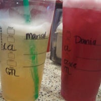 Photo taken at Starbucks by Vania Q. on 2/2/2012