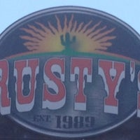 Photo taken at Rusty's by Raubin P. on 8/23/2012