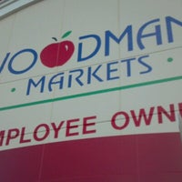 Photo taken at Woodman's Food Market by Rachel G. on 8/19/2012