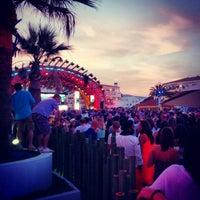5/26/2012にOmid A.がUshuaïa Ibiza Beach Hotelで撮った写真