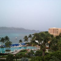 Photo taken at The Ritz-Carlton, St. Thomas by Jen M. on 6/3/2012