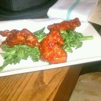 Photo taken at Plum Bar + Restaurant by Jonathan F. on 9/7/2012