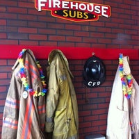 Photo taken at Firehouse Subs by Michael M. on 8/3/2012