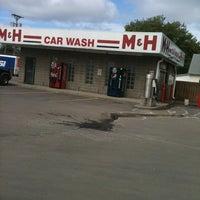 Photo taken at M & H Gas by Jon M. on 5/29/2012