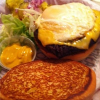 Photo taken at Fuddruckers by Anna C. on 4/18/2012