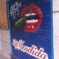 Photo taken at La Mordida De Larra by Jose L. on 6/7/2012