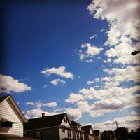 Photo taken at Morgan St by Danielle C. on 6/26/2012