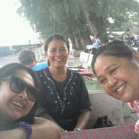 Photo taken at Mae Klong Seafood by maam n. on 3/27/2012