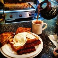 Photo taken at Blue Sky Café by Christopher Z. on 5/15/2012