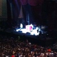 Photo taken at Palacio Vistalegre Arena by Luis María L. on 6/8/2012