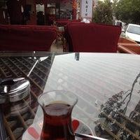 Photo taken at Teras Cafe (Beyaz Kale) by Sema B. on 5/14/2012
