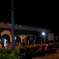Photo taken at Masjid Jamek Sungai Abong by Alfian I. on 6/10/2012