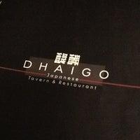 Foto tirada no(a) Dhaigo por Caroline D. em 6/30/2012