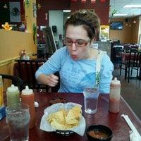 Photo taken at Azteca's Mexican Cuisine by Kristine T. on 5/4/2012