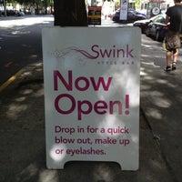 Foto diambil di Swink Style Bar oleh Tina W. pada 9/6/2012