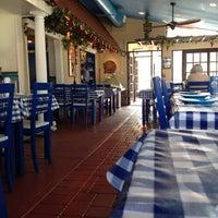Photo taken at Pithari Taverna by Jeff K. on 3/22/2012