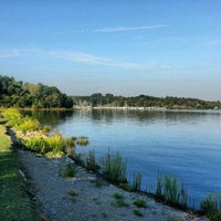 Photo taken at J. Percy Priest Dam by Chris A. on 8/8/2012
