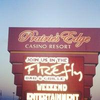 Photo taken at Prairie's Edge Casino Resort by Brandon S. on 7/21/2012