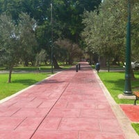 Foto tomada en Bosque El Olivar por Nataly A. el 3/1/2012