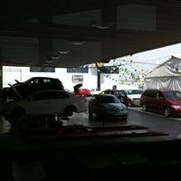 Photo taken at Servillantas Goodyear by Edgar M. on 3/17/2012