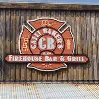 Photo taken at Calli Baker's Firehouse Bar & Grill by Josh on 8/31/2012