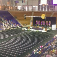 Photo taken at McLeod Center by Nic G. on 5/4/2012