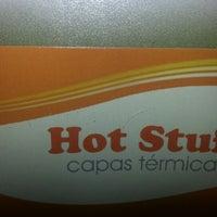 Photo taken at hot stuff capas térmicas by ISMAEL A. on 8/22/2012