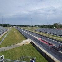 Photo taken at US 131 Motorsports Park by Jeremy V. on 6/2/2012