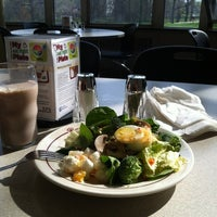 Photo taken at Landes Dining Room at Read by David S. on 3/20/2012