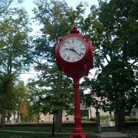 Photo taken at Indiana University Bloomington by Leonardo G. on 7/31/2012