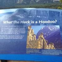 Photo taken at Hoodoos by Joel D. on 5/27/2012