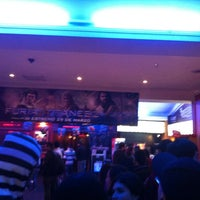 Photo taken at Cine Hoyts by angello s. on 5/13/2012