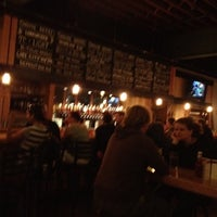 Photo taken at Elliott Bay Public House & Brewery by Eric L. on 9/8/2012