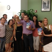 Photo taken at Onward Search by Ben & Jerry's Truck East on 7/10/2012