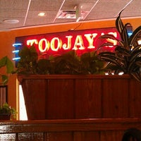 Photo taken at TooJay's Gourmet Deli by PayMaster P. on 3/18/2012