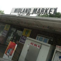 Photo taken at Midland Mart and Deli by Pam P. on 4/10/2012