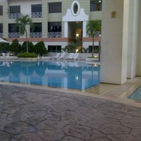 Photo taken at Swimming Pool @ Banyan Condo by Davin A. on 2/28/2012