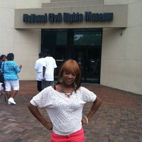 Photo taken at National Civil Rights Museum by Makisha S. on 7/27/2012