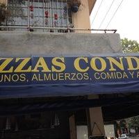 6/29/2012 tarihinde Paco M.ziyaretçi tarafından Pizzeria Condesa'de çekilen fotoğraf