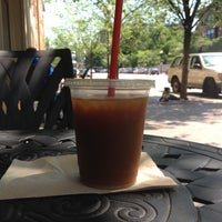 Photo taken at Jaho Coffee & Tea by Mike N. on 6/8/2012